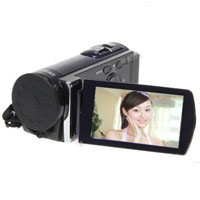 3-inch LCD 5.1 MP Digital Camcorder with 1280x720P 16G Internal Memory