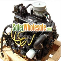 3.0L Complete Marine Engine Package (1967-2012 Sterndrive Applications)