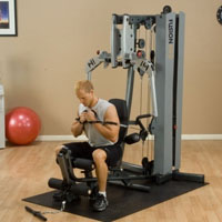 FUSION 400 Personal Trainer with 310 lb. Weight Stack