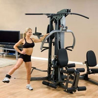 FUSION 500 Fitness Gym with 310 lb. Stack