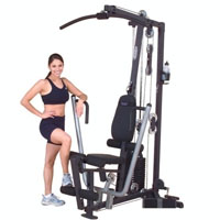 Body-Solid G1S Selectorized Fitness Gym