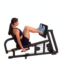 Body Solid G Series Leg Press Attachment