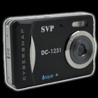 5 MP Infrared Sensitive Digital Camera w/ Video