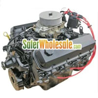 7.4L (454 ci) Marine Engine - SILVER Package