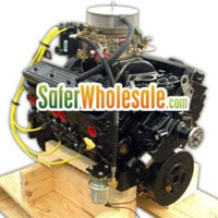 5.7L Vortec Marine Engine - SILVER Package (1967-2012 Replacement)