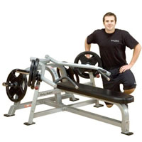 Body Solid Leverage Bench Press
