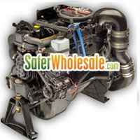 3.0L MerCruiser Complete Marine Engine Package