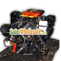 4.3L, 4 bbl, Alpha 4V MerCruiser 2012 Complete Marine Engine Package