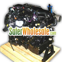 Brand New 4.3L Complete MerCruiser Marine Engine Package with Fuel Injection