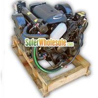 6.0L Complete MPI Marine Engine Inboard Package