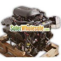 5.7L MPI Complete Marine Engine Package with Fuel Injection (1991-Earlier Volvo Penta Applications)