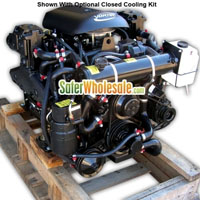 5.7L Complete MPI Marine Engine Package (1992-Later Volvo Penta and OMC Applications)