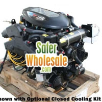 5.7L Complete Marine Engine Package (1991-Earlier Volvo Penta Applications)