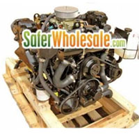 5.7L Complete Marine Engine Package (1986-Later MerCruiser Applications)