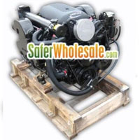 6.0L Complete Vortec Marine Engine Package (Sterndrive)