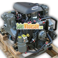 4.3L Complete Inboard MPI Marine Engine Package
