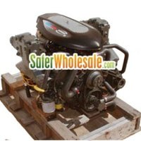 4.3L Complete Engine Package (1984-2012 INBOARD Applications)