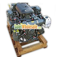 5.7L Complete MPI Marine Engine Package (Inboard or V-Drive)