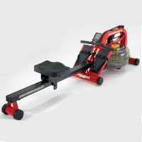 Newport Challenge Water Rower Fitness Rowing Machine