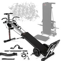 Bayou Fitness Light Institutional Total Trainer Power Pro Home Gym