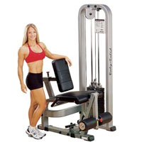 ProClub Line Leg Extension Fitness Machine w/ 310lbs Weight Stack