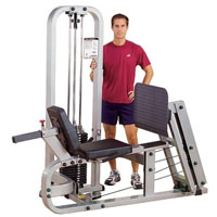 ProClub Line Leg Press Machine w/ 310 Weight Stack