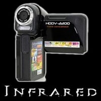 Infrared Sensitive Standard Video Camera