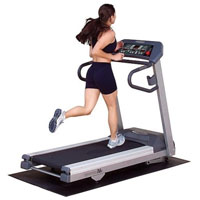 Endurance T6i Treadmill with Heart Rate Control