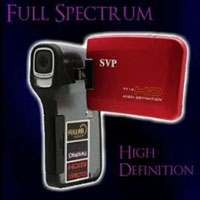 Full Spectrum HD Video Camera Ghost Hunting Red
