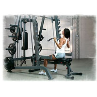 Bayou Fitness Products Half Cage