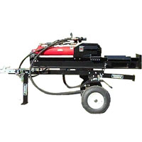 37 ton 9 HP Log Splitter