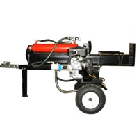 Newly Designed 42 Ton 13 HP Motor Log Splitter