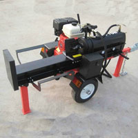 Horizontal/Vertical 45 Ton 15 HP Log Splitter