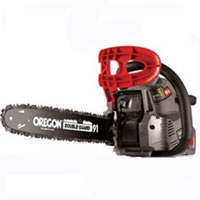 "18"" Gas Chainsaw with 45cc Viper Engine"