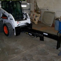 "30 Ton Flip Flop Skid Steer With 32"" Opening"