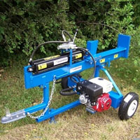 Brand New 25 Ton Horizontal / Vertical Log Splitter