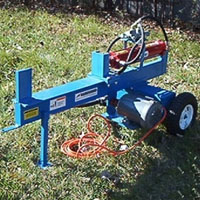 Brand New 20 Ton Electric Log Splitter