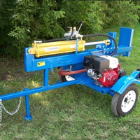 Brand New 30 Ton Horizontal / Vertical Log Splitter
