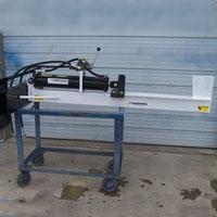 30 Ton Horizontal Skid Steer Attachment