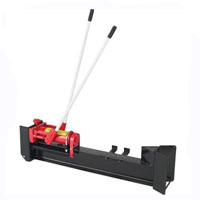 10 Ton Horizontal Manual Hydraulic Log Splitter