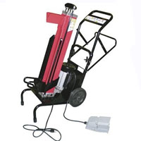 6 Ton Log Electric Splitter