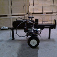 42 Ton 13 Hp Log Splitter