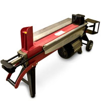 HDC Portable 4 Ton Electric Log Splitter