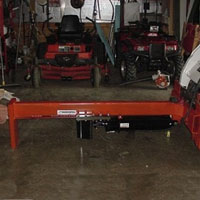 """30 Ton Upside Down Skid Steer with 26"""" Opening"""