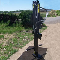 20 Ton Vertical 3 Pt Hitch Attachment
