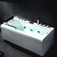 Whisper Royal W-0821 Whirlpool Jetted Bathtub