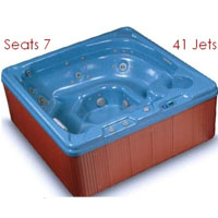 Rio 7 Person Hot Tub Spa