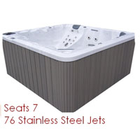 Imperial 7 Person Hot Tub Spa