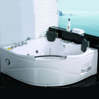 2 Person Computerized Whirlpool Jacuzzi Hot Tub
