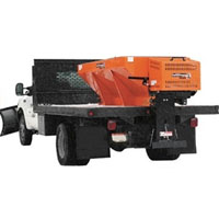 High Quality Buyers Professional Hopper Sand & Salt Spreader with Extended Chute & Spinner